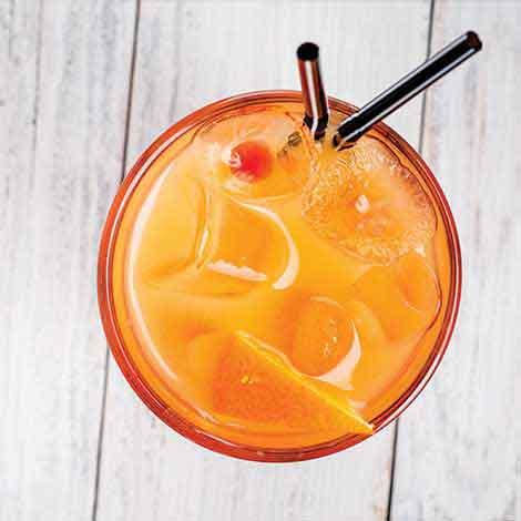 Cocktails at Gilligan's Cairns