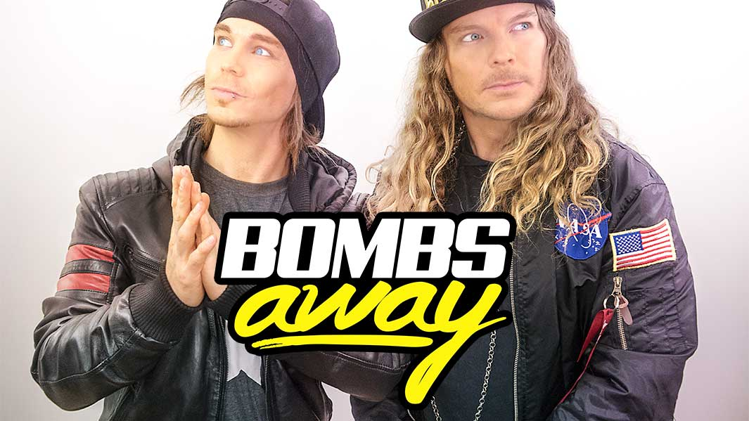 Events - Bombs Away at NYE
