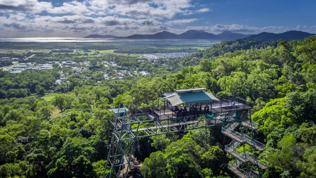 Bungy Jump in Far North Queensland
