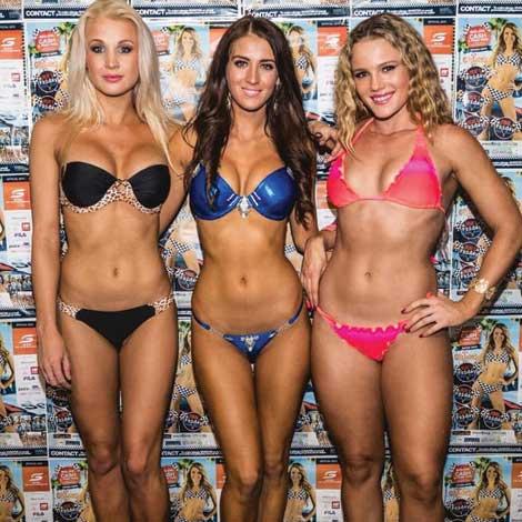 Bikini Comp at Gilligan's Cairns