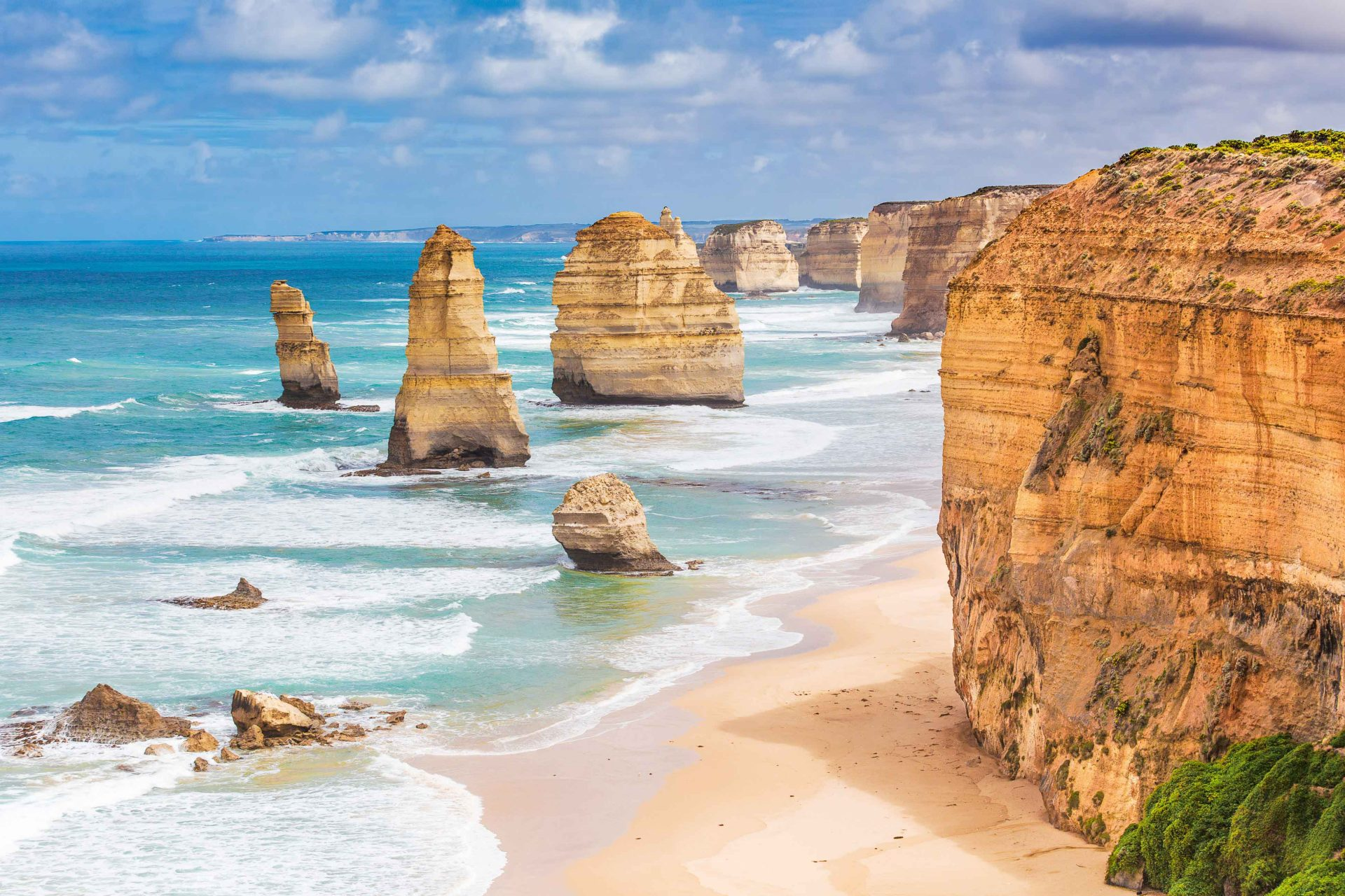 Travel to Australia - The 12 Apostles