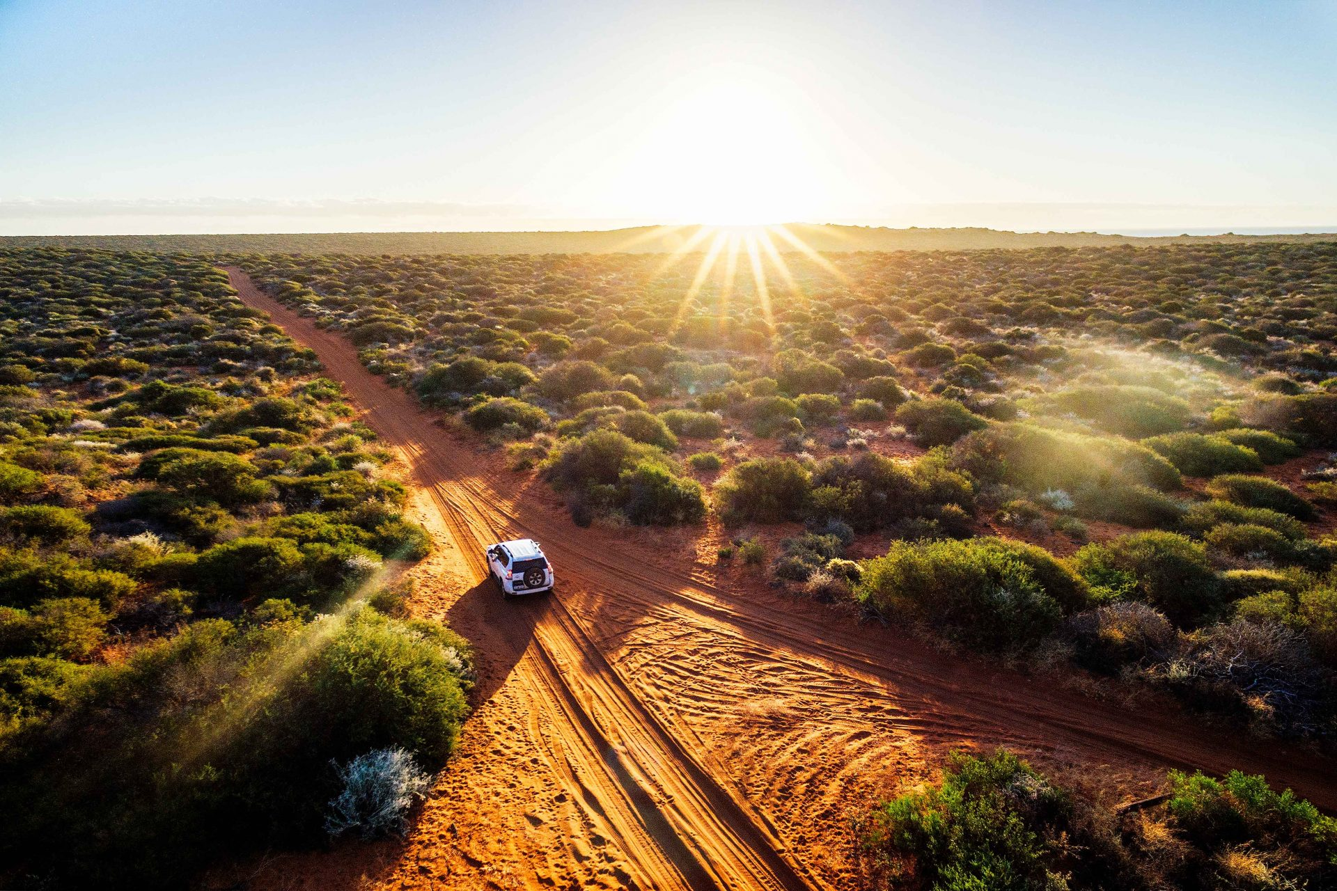 Travel to Australia - Outback Australia
