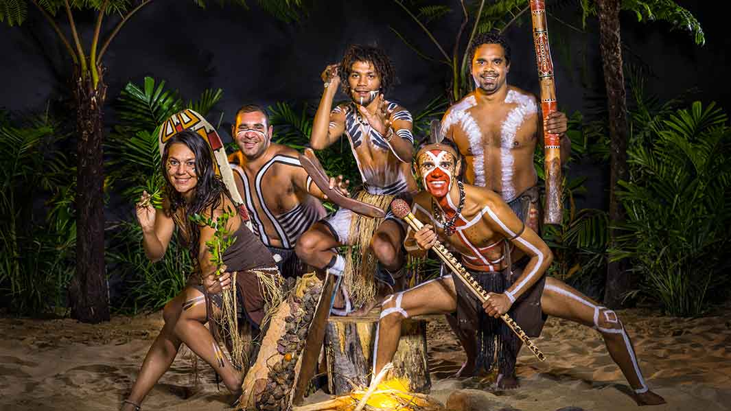 Aboriginal Culture at Tjapukai Cairns