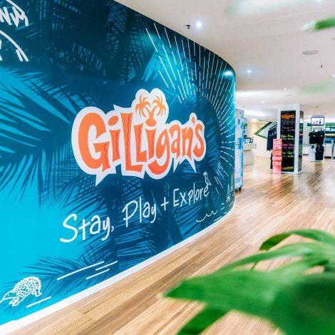 Gilligan's Hotel Foyer