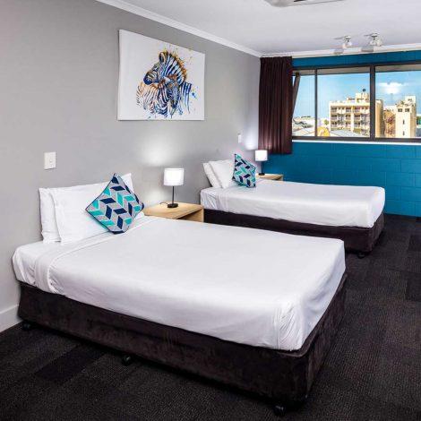 Giligans Hotel Beds
